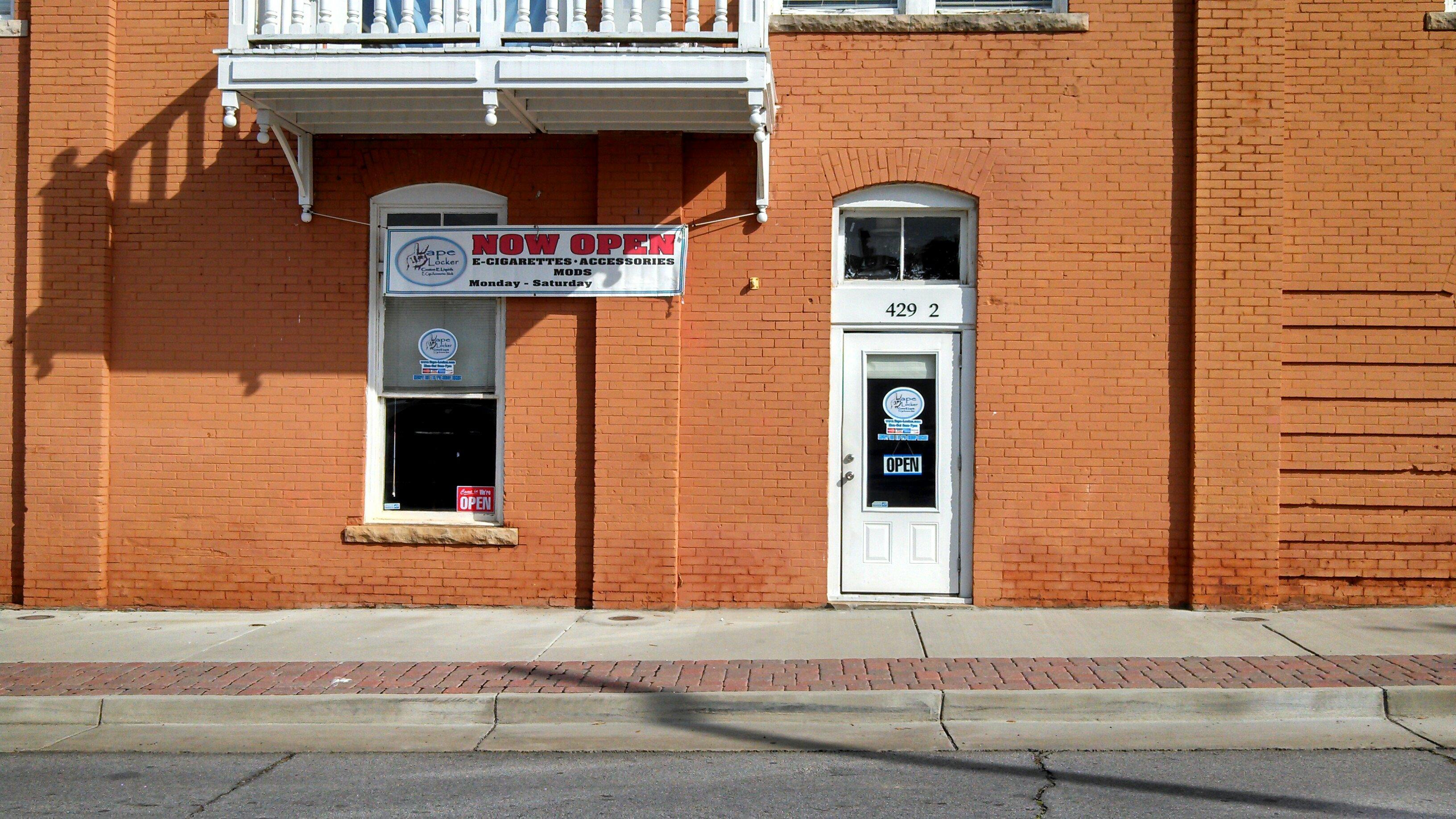 Vape Locker In Cedartown The City Menus