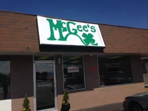 Mcgees