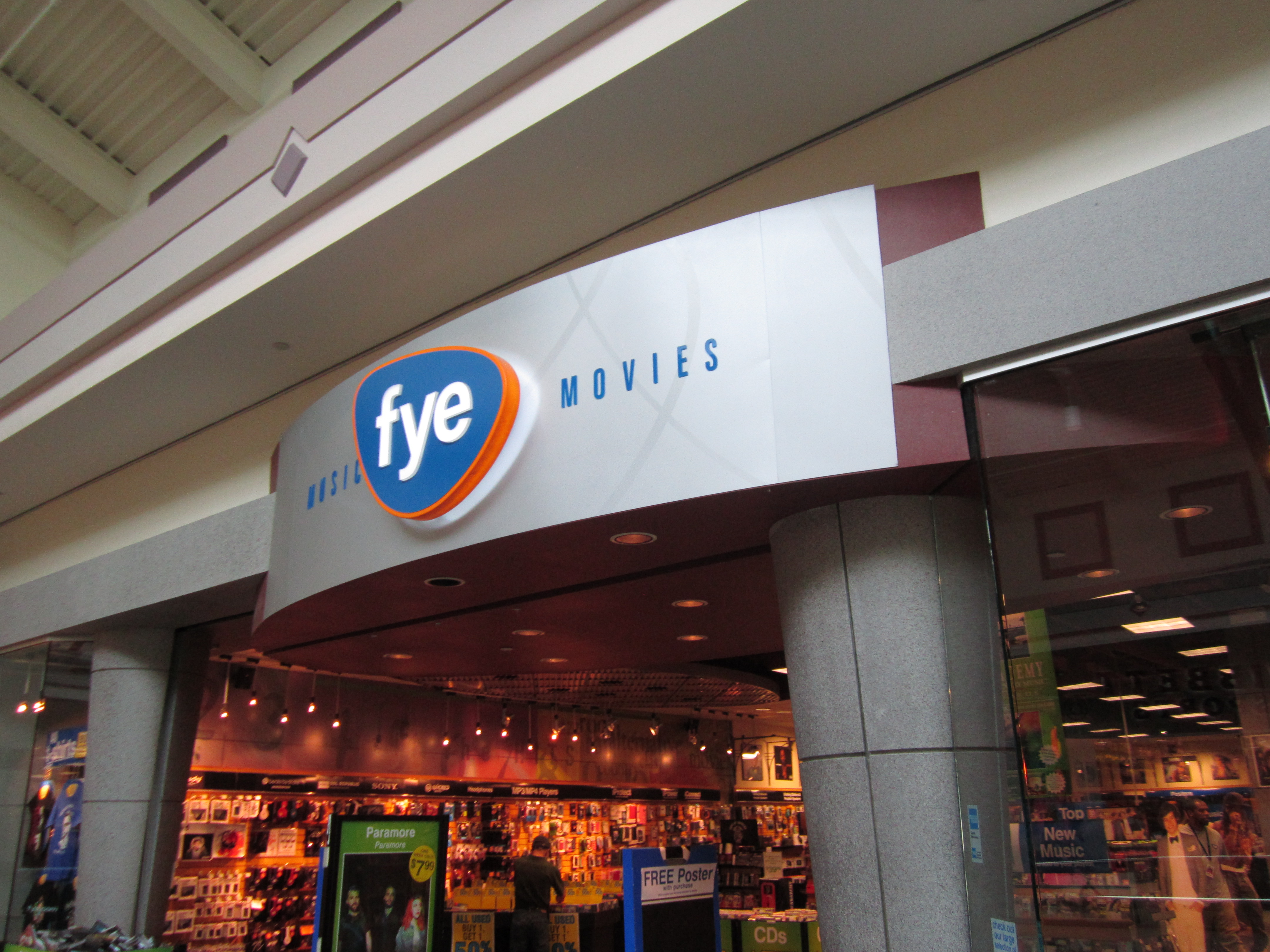 Spotlight News - FYE record stores to change ownership, no
