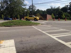 Intersection Improvement Newnan Rd