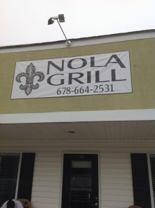 Picture from NOLA Grill's Facebook