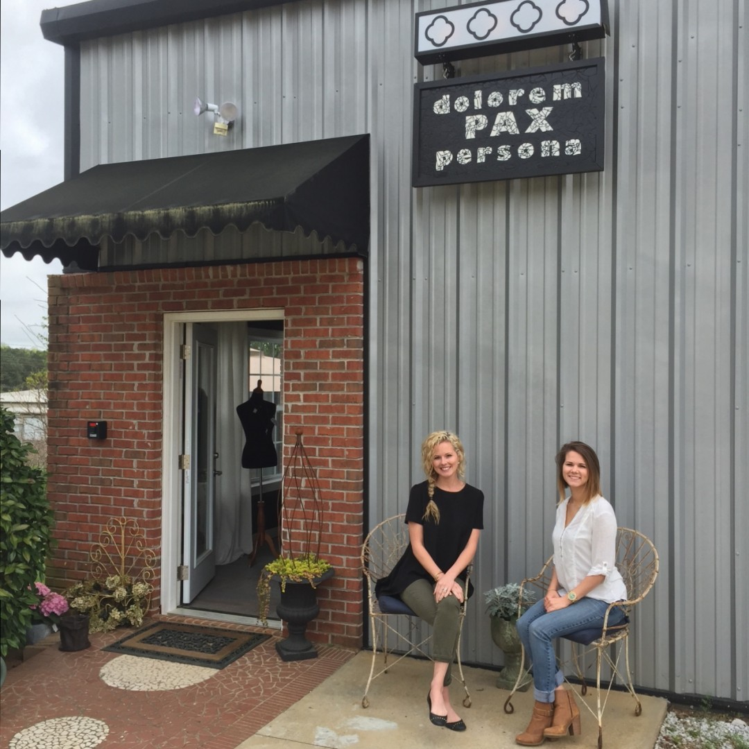 Sisters Open Up A Really Neat Upholstery And Home Decor Business