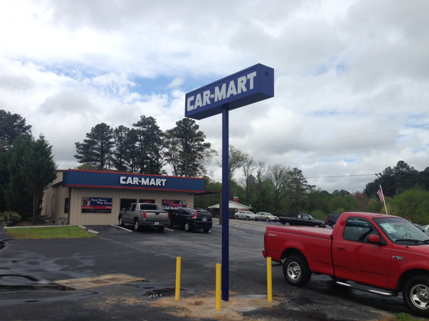 car mart opens off bankhead hwy in carrollton the city menus the city menus