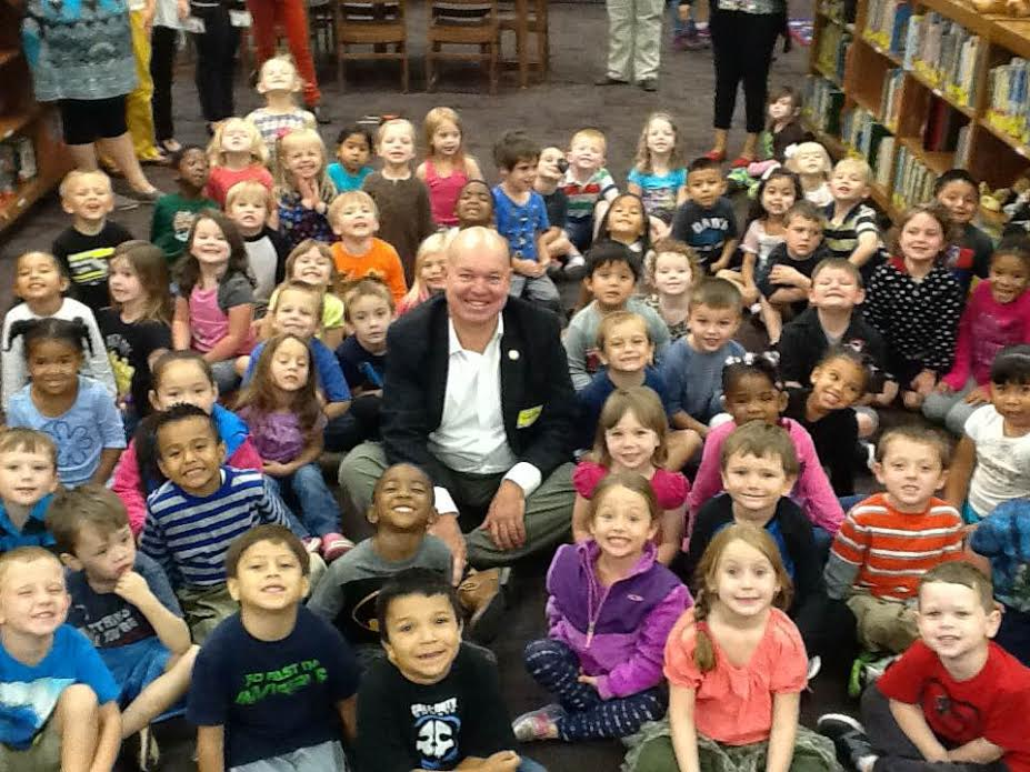 Senator Dugan Visits Central Elementary School The City Menus
