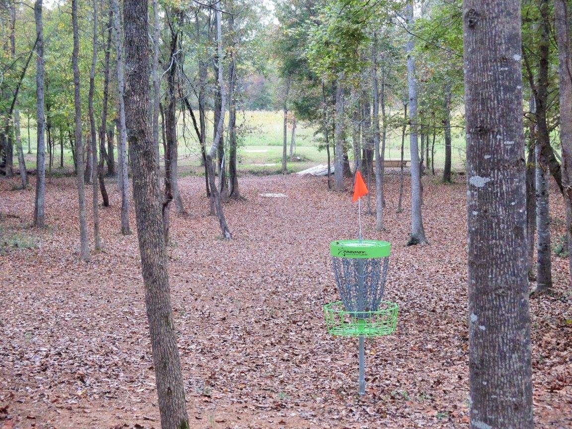 Carrollton Disc Golf Course At Hobbs Farm Should Open In May The City Menus