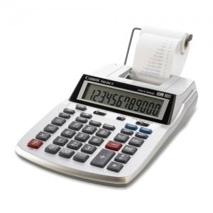 4C - Canon P23DHV Portable Printing 12 Digit Calculator