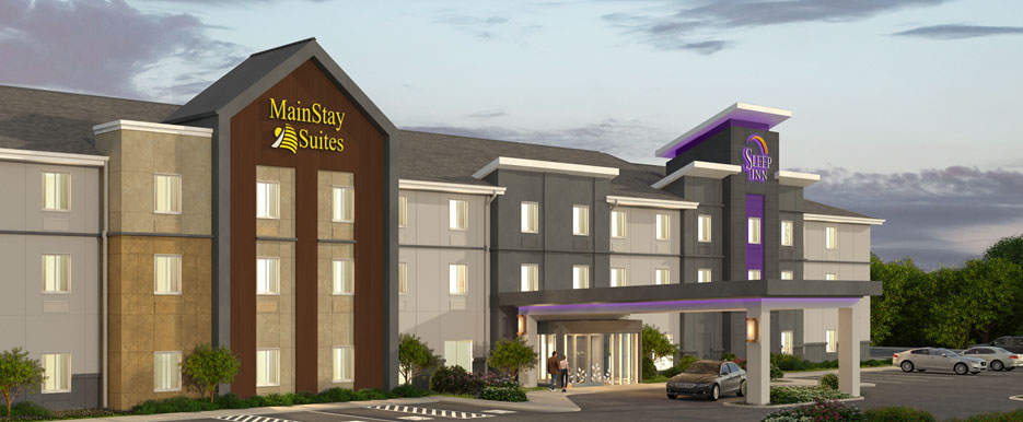 Dual Branded Hotel Coming To Newnan