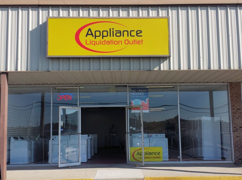Appliance Liquidation Outlet Inc Moves From Villa Rica To