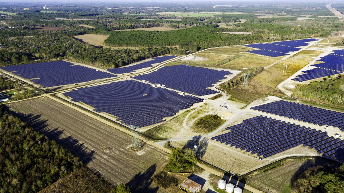Carroll Emc Participates In Large Solar Installation The