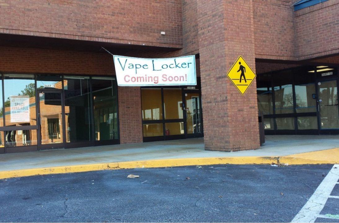 Vape Locker Opens Douglasville Location The City Menus