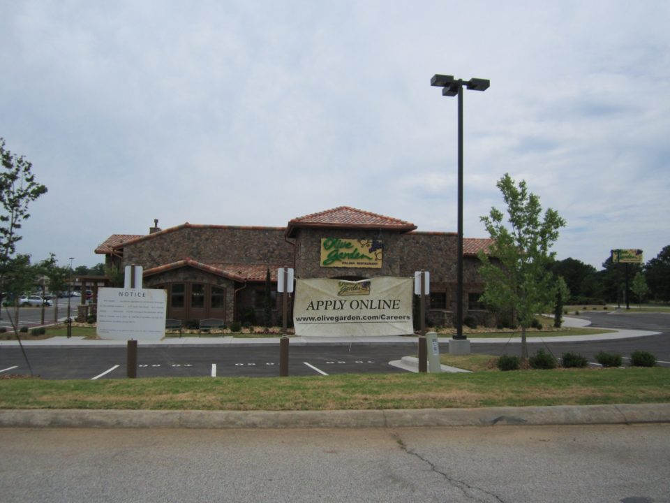 Carrollton Olive Garden Opens July 9th The City Menus