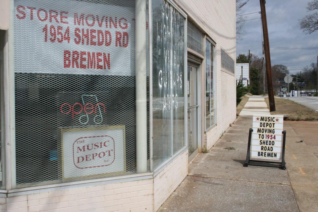 Music Depot Closing Carrollton Location Consolidating With Bremen