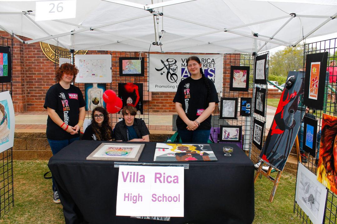 77faed12dc1 Photo Recap  2018 Villa Rica ArtFEST