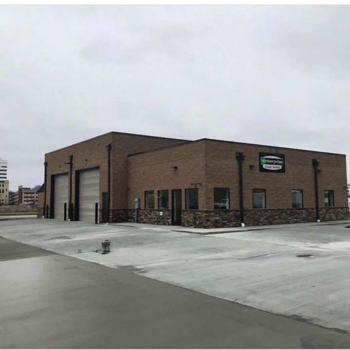 Enterprise Rent-A-Car To Open Truck Rental Location In