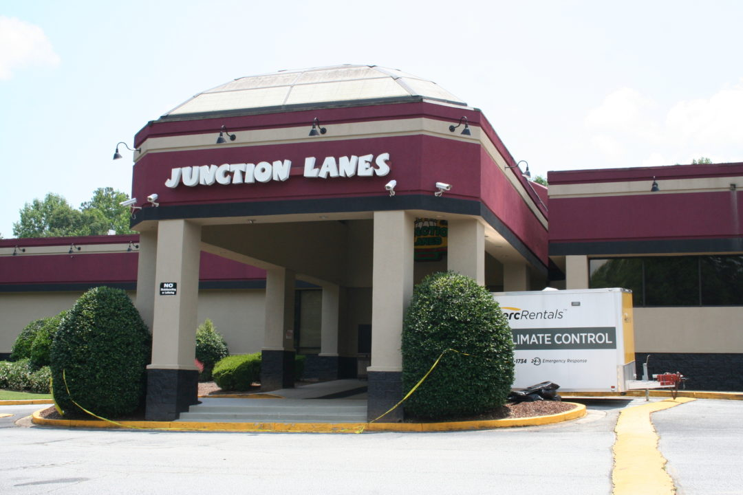 Newnan S Junction Lanes Expected To Reopen Wednesday The