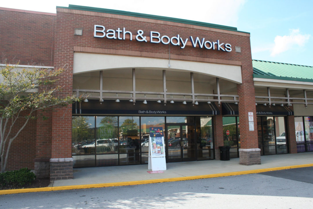 Carrollton Bath And Body Works Closed For Renovations