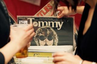 New Record Shop Brings Vinyl to Life   The City Menus