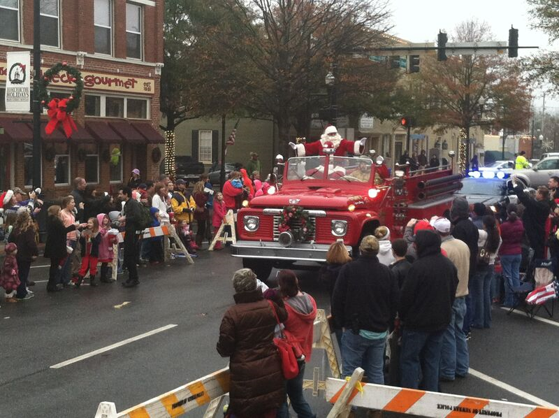 Newnan Christmas Parade 2019 City of Newnan's Annual Christmas Parade Rescheduled for Dec. 15th