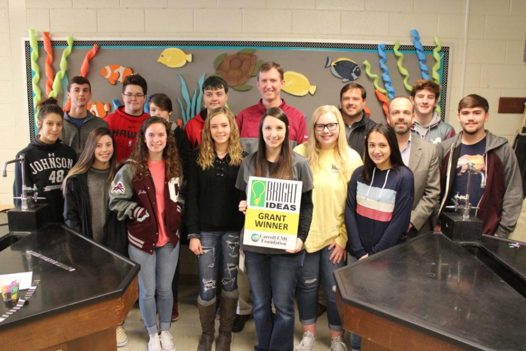 Innovative Classroom Grant Ideas ~ Central high school teachers awarded for bright ideas