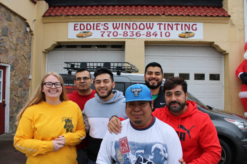 Eddie S Window Tinting Family Owned Since 2001 The City Menus