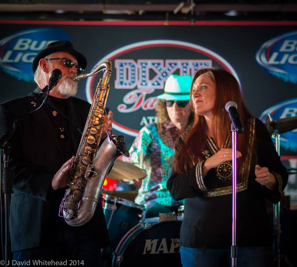 sweet and salty blues band