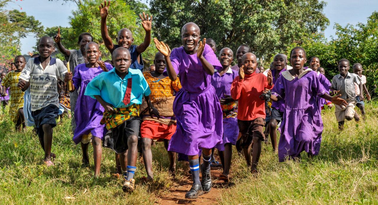 ugandan thunder choir