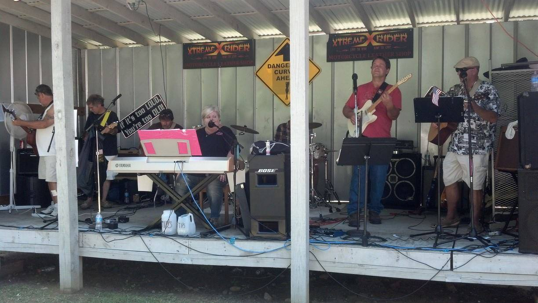 Whooping Creek Jam Band